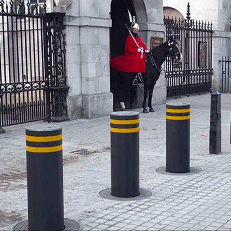Security - Fully customisable range of street furniture to suit your requirements.