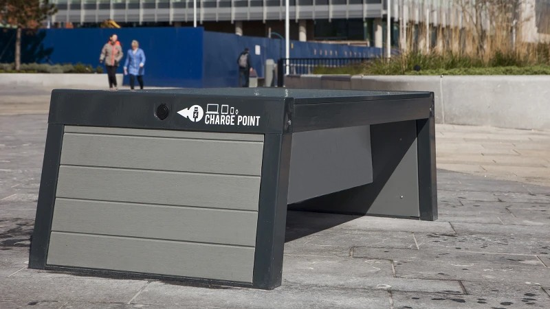 University of Essex - Environmental Street Furniture