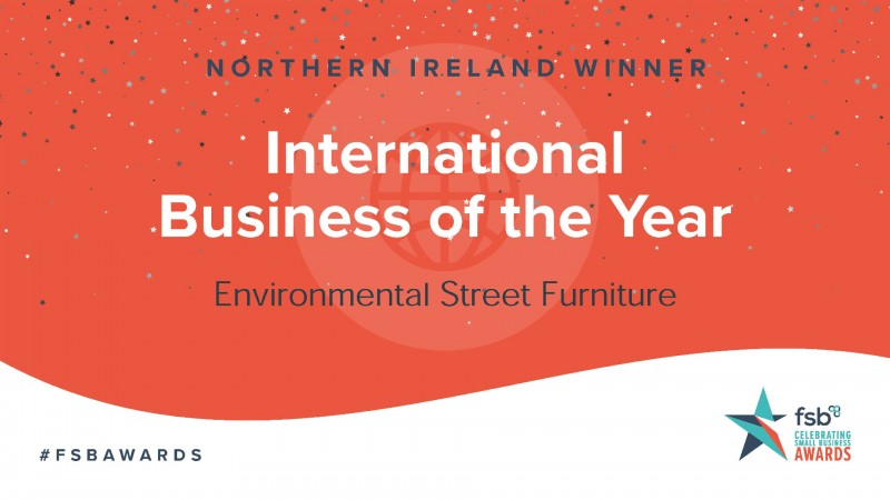 International Business of the Year - Environmental Street Furniture