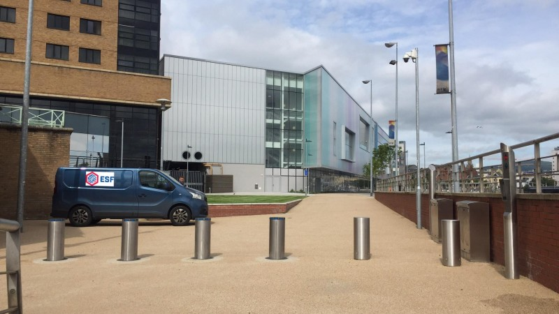 ESF's Top 5 Tips Before Buying A Security Bollard - Environmental Street Furniture