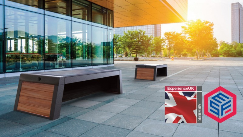 Experience UK renewal for ESF - Environmental Street Furniture