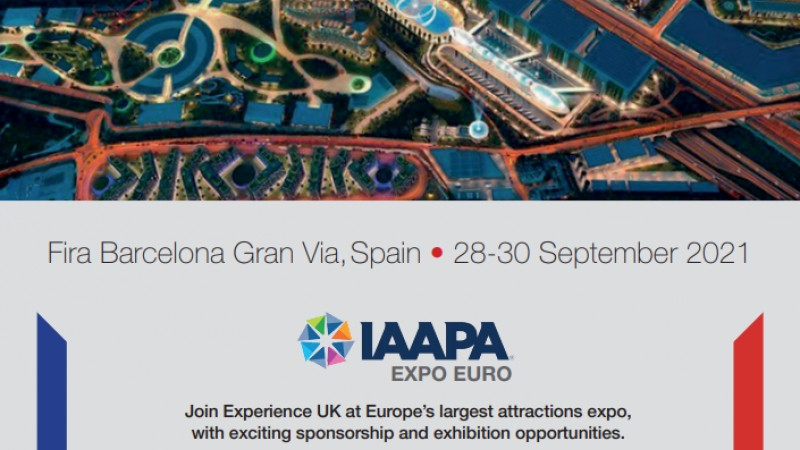 IAAPA EXPO - BARCELONA - Environmental Street Furniture